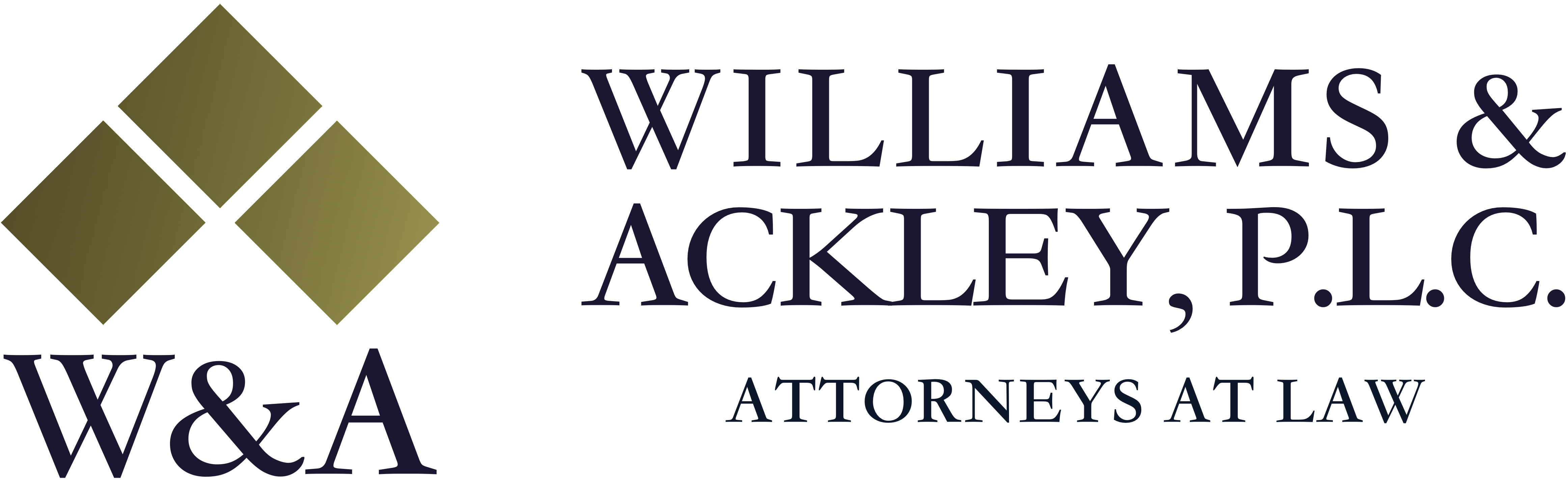 Williams & Ackley, P.L.C.